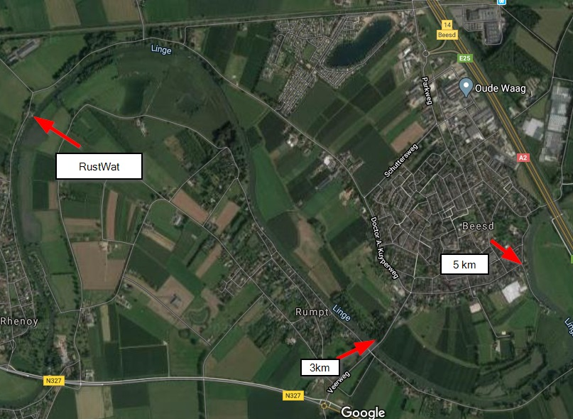 22 juli 2020 - Slow Linge triathlon # 01
