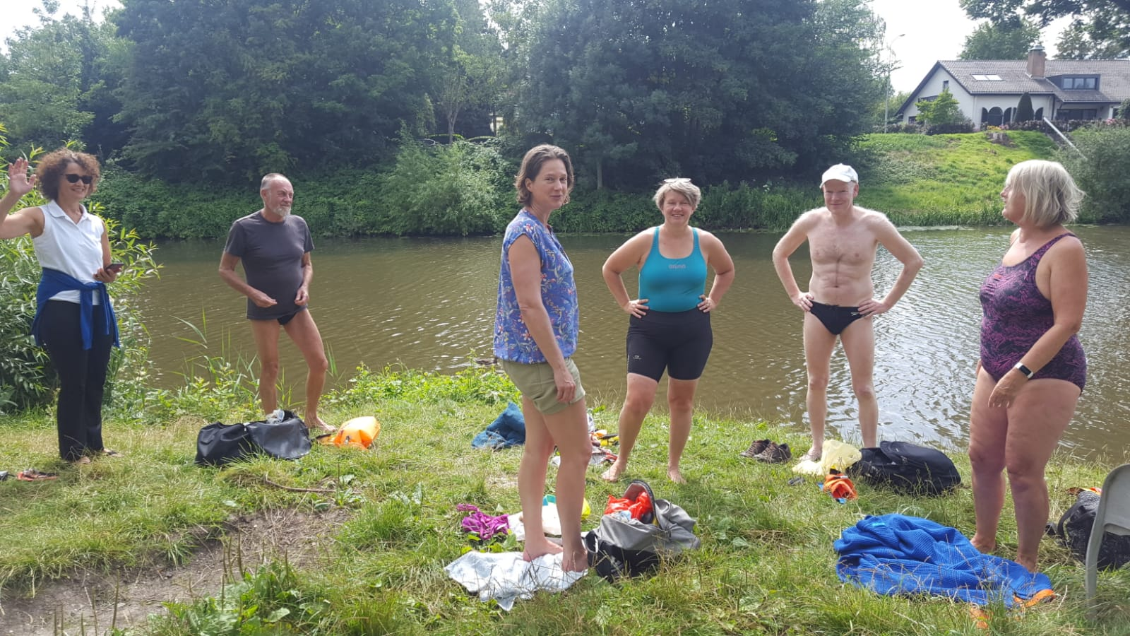 22 juli 2020 - Slow Linge triathlon # 04