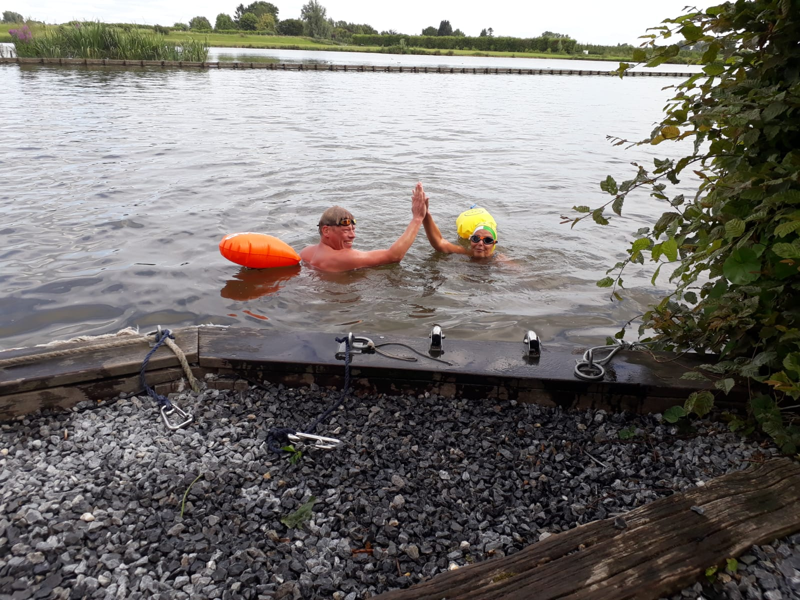 22 juli 2020 - Slow Linge triathlon # 25