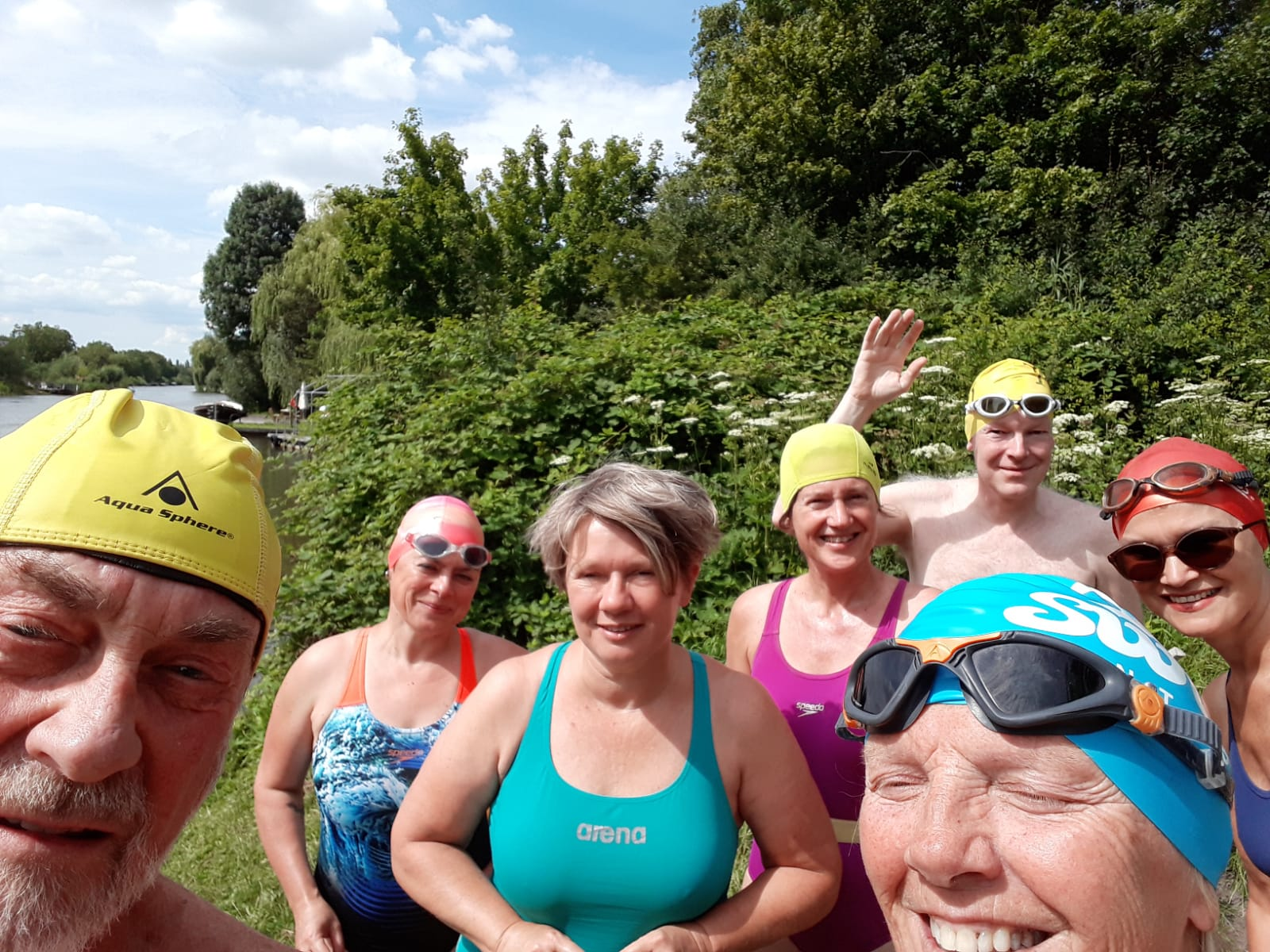 22 juli 2020 - Slow Linge triathlon # 06