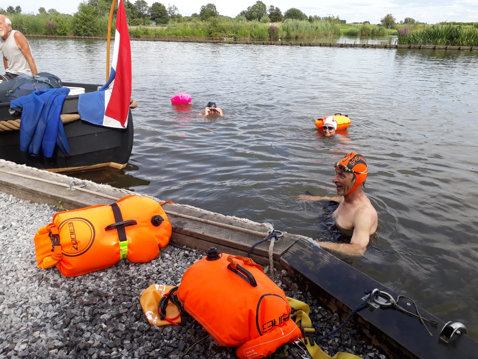 22 juli 2020 - Slow Linge triathlon # 07