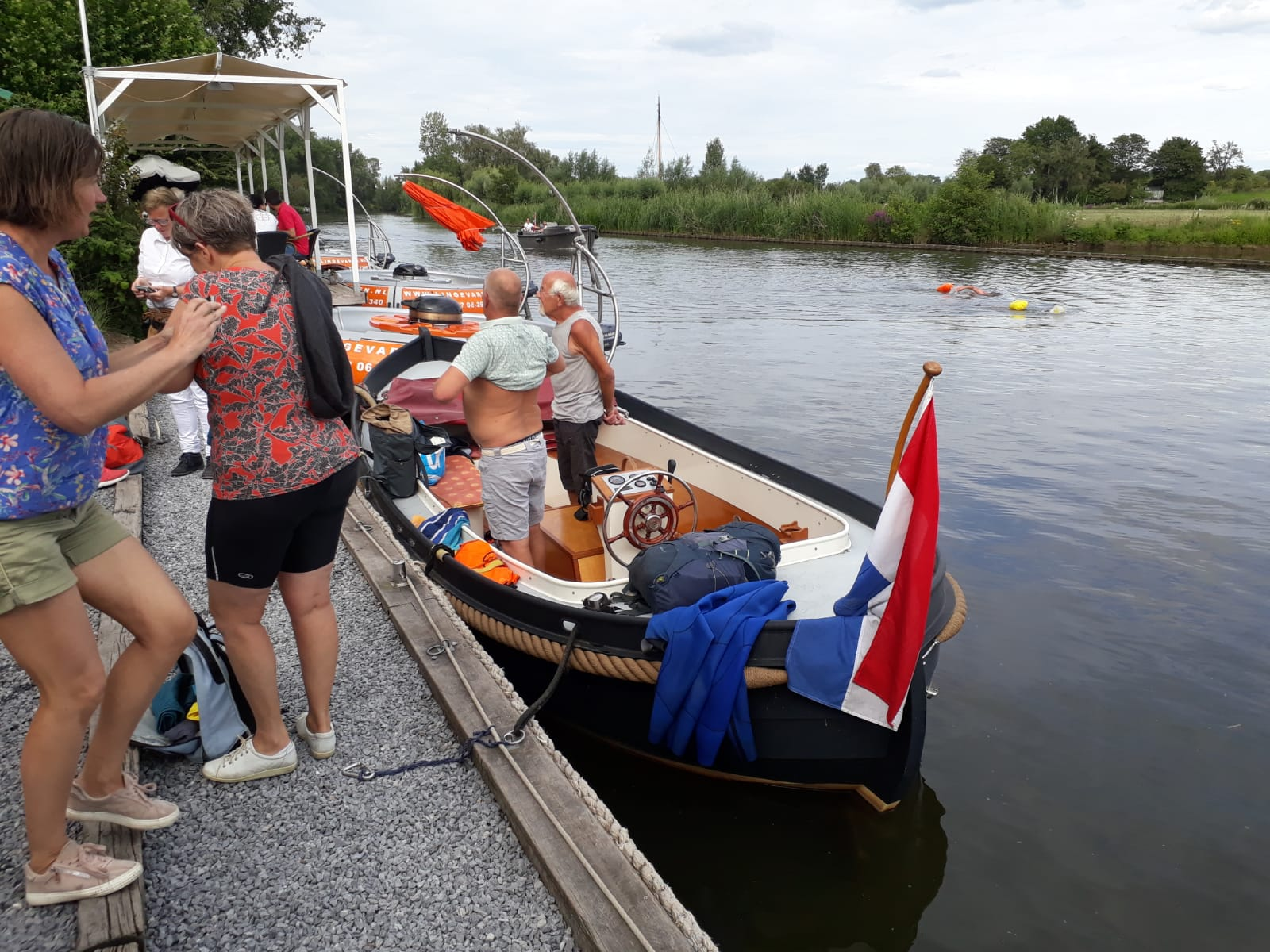 22 juli 2020 - Slow Linge triathlon # 26